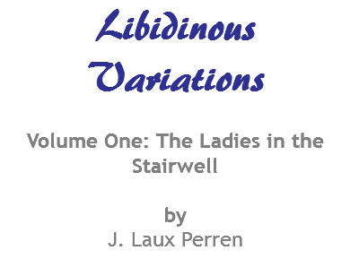 Libidinous Variations Volume One: The Ladies in the Stairwell by J. Laux Perren